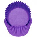 Purple Cupcake Liners - 60 Pack
